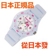 ☆Hello Kitty☆ 新品 日本正規品 日本直送 免運費 CITIZEN 女士手表 儿童手表≪白×白≫