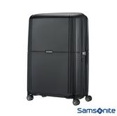 Samsonite 新秀麗 Orfeo 簡約方正線條PC硬殼 TSA嵌入式海關鎖 旅行箱/行李箱-28吋(黑)