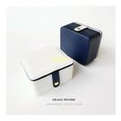ins風簡約飾品收納盒多功能便攜旅行首飾盒小戒指耳環項鏈飾品盒 現貨快出