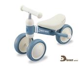 【愛吾兒】日本IDES D-bike mini 迪士尼寶寶滑步車/平衡車-Disney米奇藍 1歲以上適用