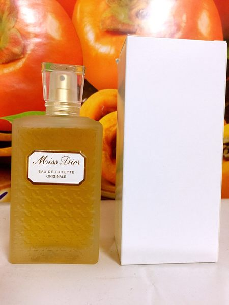 迪奧 MISS DIOR ORIGINAL 淡香水 100ML 白盒裝全新品 (原創) 百貨專櫃貨