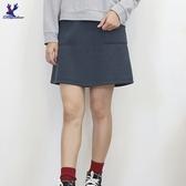 【秋冬新品】American Bluedeer - 雙口袋合身短裙 二色