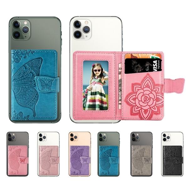 SONY Xperia1 II Xperia5 II Xperia10 Plus Xperia5 XZ3 蝶紋插卡 透明軟殼 手機殼 保護殼