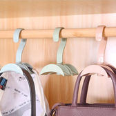 居家小物 可旋轉衣櫃包包/帽子掛架(1入)【小三美日】顏色隨機出貨