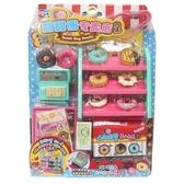 韓版 甜甜圈專賣店2 ST-930 甜甜圈收銀機/一卡入(促180) D762 收銀機玩具扮家家酒 ST安全玩具-生D762