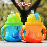 吸管杯 吸管杯嬰兒學飲杯 喝水杯子帶吸管手柄 兒童水杯防漏