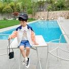 男童防曬衣薄款防紫外線寶寶防曬服皮膚衣夏季透氣兒童空調衫外套 一米陽光