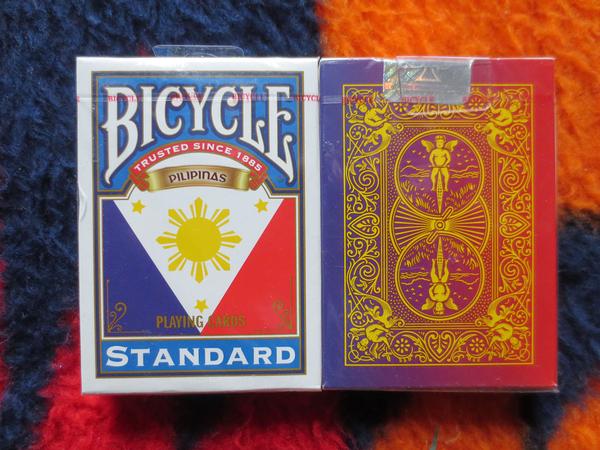 【USPCC 撲克】Bicycle Pilipinas Playing Cards 菲律賓單車撲克牌 撲克 極稀少