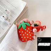 藍牙耳機盒壹二代通用款AirPods保護套蘋果防摔矽膠日韓【邦邦男裝】