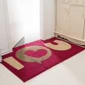 地毯門墊進門門廳臥室衛生間吸水腳墊衛浴家用入戶門門口地墊墊子   夢曼森居家