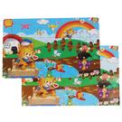 兒童玩具拼圖 木質拼圖幼兒童早教寶寶益智玩具2-3-4-5-6歲啟蒙積木 男女孩益智開發智力情感玩具