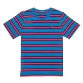 『小鱷魚童裝』跳色條紋T恤(02號~06號)531412