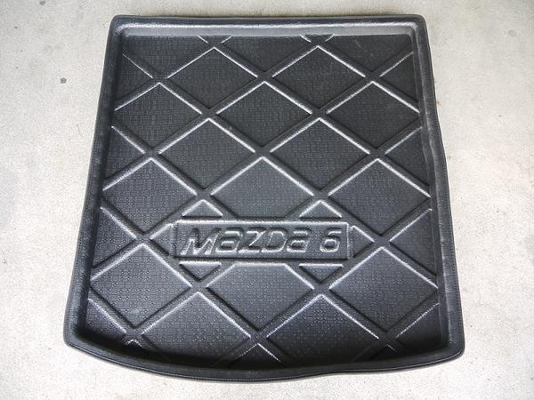 第二代 17 MAZDA 6 五門 WAGON 專用防水托盤 密合高 防水材質 後廂墊 後廂托盤 防水盤