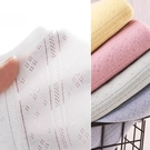夏季純棉螺紋提花面料 兒童A類鏤空針織寶寶服裝布匹薄透氣專業戶 【快速出貨】