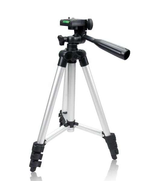 【世明國際】WT3110A 三腳架 鋁合金伸縮4節腳架 附收納袋 手機自拍架 直播抖音錄影視頻