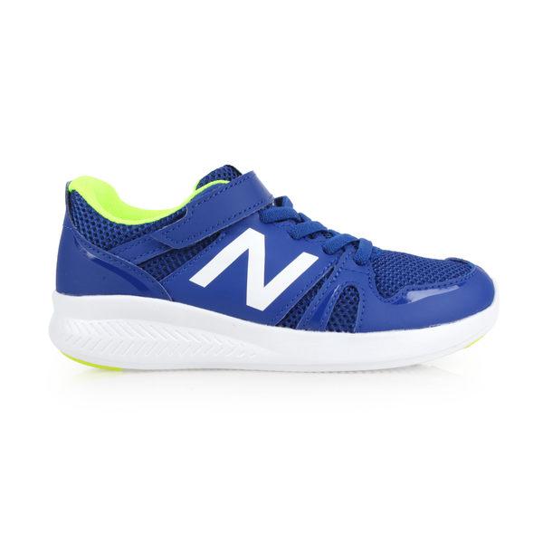 NEW BALANCE 570系列 男女童慢跑鞋-WIDE(免運 魔鬼氈 NB N字鞋≡排汗專家≡