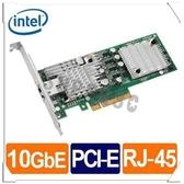 新竹※超人3C 現貨+預購*94632 Intel E10G81G2P (10 GbE)銅線單埠盒裝伺服器網卡
