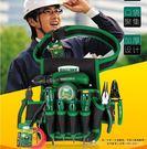 電工工具包 專業多功能腰包電工維修帆布加厚工具包 LannaS