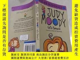 二手書博民逛書店Judy罕見Moody稀奇古怪小朱迪系列Y212829
