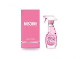 MOSCHINO 小粉紅 清新 淡香水 100ml 視覺嗅覺上獨特卻又俏皮完美的搭配◐香水綁馬尾◐