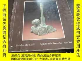 二手書博民逛書店FINE罕見CHINESE WORKS OF ART SATUR