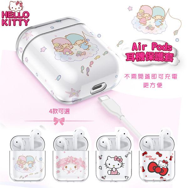 Hellokitty透明耳機盒