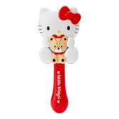 【震撼精品百貨】Hello Kitty_凱蒂貓~凱蒂貓 HELLO KITTY 造型美髮梳子#70759