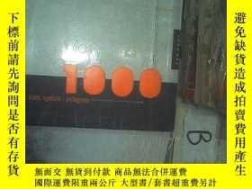二手書博民逛書店1000罕見ICONS SYMBOLS PICTOGRAMS 1000個圖標符號象形圖(06)Y261116