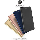 【DUX DUCIS】4.7吋/5.5吋 iPhone 6/6s Plus SKIN Pro 側翻可站立皮套/側翻/氣質