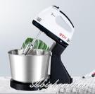110V220V歐英美規電動打蛋器台式桶裝家用烘焙和面攪拌奶油打發器 黛尼時尚精品