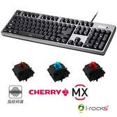 i-Rocks K68MSF 指紋辨識 單色背光 側刻鍵帽 Cherry軸 機械式鍵盤