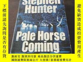 二手書博民逛書店Pale罕見Horse Coming(英文原版)Y271942
