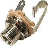 ☆ 唐尼樂器︵☆美廠 Switchcraft 6.3mm 電吉他/ Bass 電貝斯導線插孔(Fender/ Gibson/ ESP/ Jackson 用)