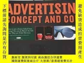 二手書博民逛書店Advertising:罕見Concept And Copy (