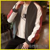 飛行外套-男士外套夾克棒球上衣