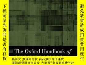 二手書博民逛書店The罕見Oxford Handbook Of Sentenci