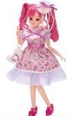 Licca 莉卡娃娃LD-15 粉妝莉卡 LA10863(內含莉卡娃娃及愛心手提包鞋子髮飾) TAKARA TOMY