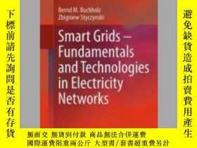 二手書博民逛書店Smart罕見Grids - Fundamentals and Technologies in Electrici