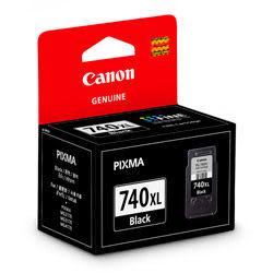 【奇奇文具】【CANON 墨水】 CANON PG-740 XL 大容量黑色墨水匣 FOR MG2170/MG3170/MG4170