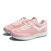 PONY 休閒鞋 MONTREAL 粉白 網布 女 (布魯克林) 91W1MO02PK