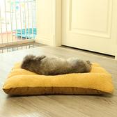 舒棉絨狗窩可拆洗寵物窩四季通用中大型犬狗墊子冬季保暖寵物用品 凱斯盾