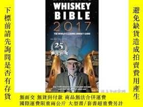 二手書博民逛書店Jim罕見Murray s Whisky Bible 2017Y256260 Jim Murray Whitm