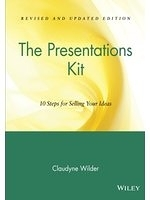 二手書博民逛書店《The Presentations Kit: 10 Steps