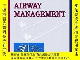 二手書博民逛書店Advanced罕見Airway ManagementY364682 Stewart, Charles E.