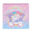 【震撼精品百貨】2021年曆~ Little Twin Stars 雙子星小天使~記事手帳/年曆/行事曆/日誌/桌曆*57154