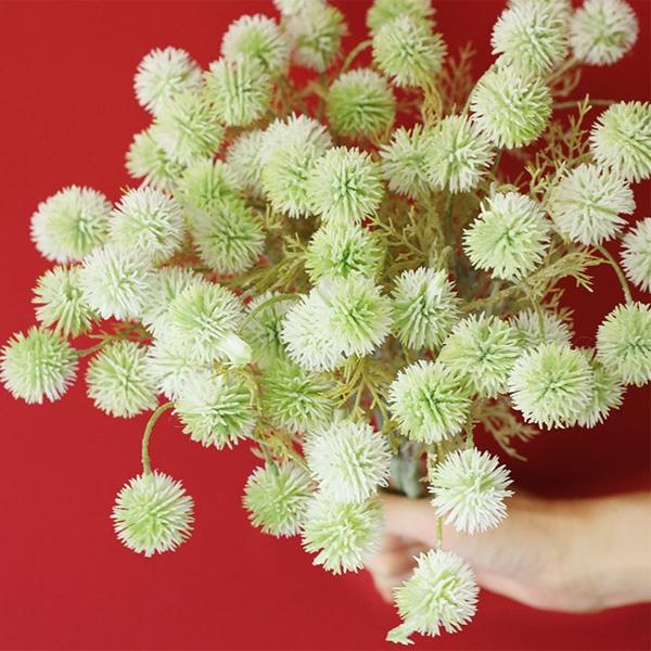 【BlueCat】仿真花 楊梅球 插花材料 拍照道具 插花 花藝 花材 花牆