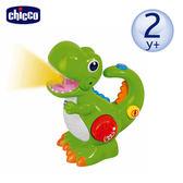 chicco-聲光錄音小恐龍