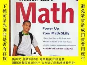 二手書博民逛書店罕見-Hill's Math (Grade 8)Y329327