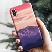 韓國 自然生活 硬殼 手機殼│iPhone 6 6S 7 8 Plus X XS MAX XR 11 Pro LG G7 G8 V40 V50│z8783