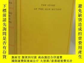 二手書博民逛書店【原版罕見】1938年英文版 FIRST ACT IN CHIN